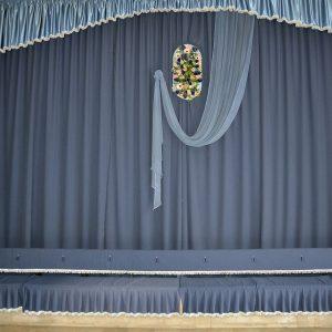 Gyászolói férőhelyek száma: 64   Ülőhelyek száma: 30