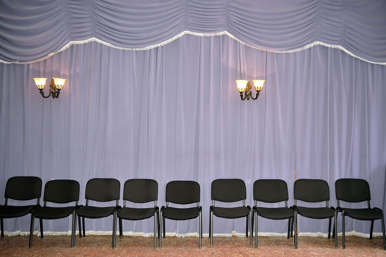 Gyászolói férőhelyek száma: 70 | Ülőhelyek száma: 20